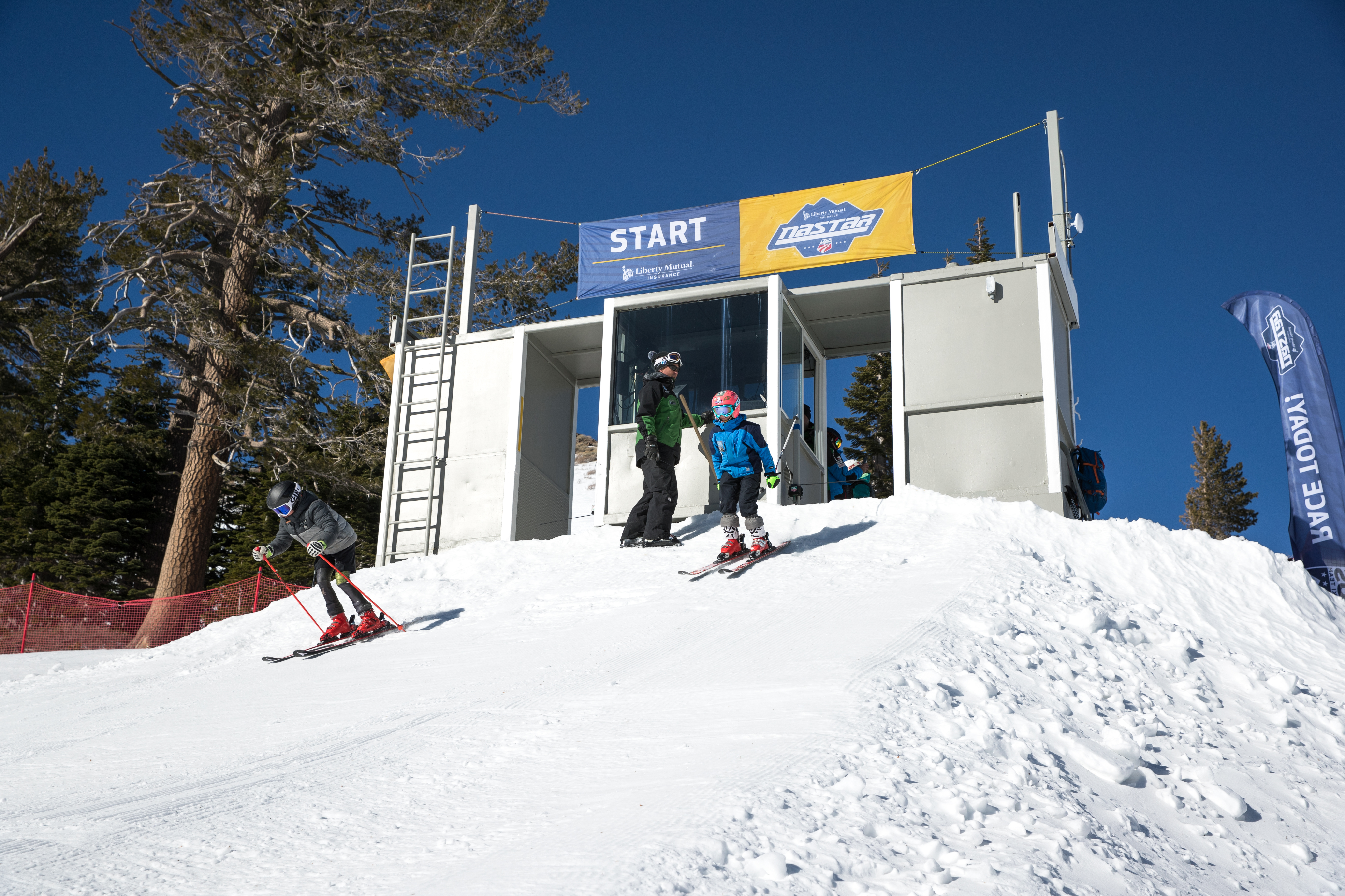Squaw Valley Alpine Meadows NASTAR