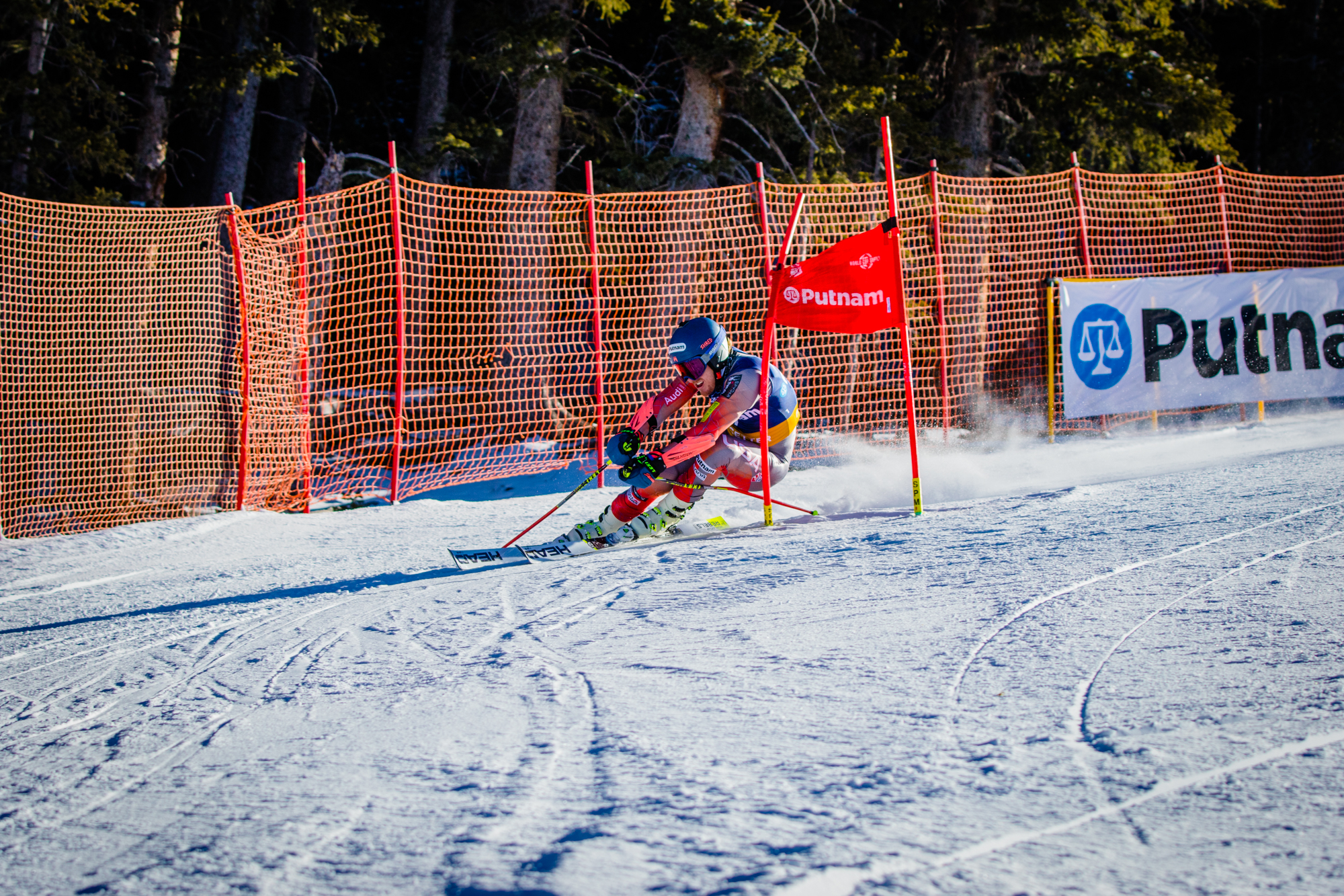 Ted Ligety at 2016 NASTAR National Pacesetting Trials