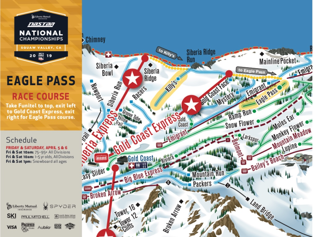 Eagle Pass Map