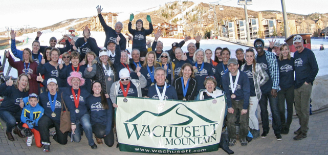 The Wachusett Mountain crew