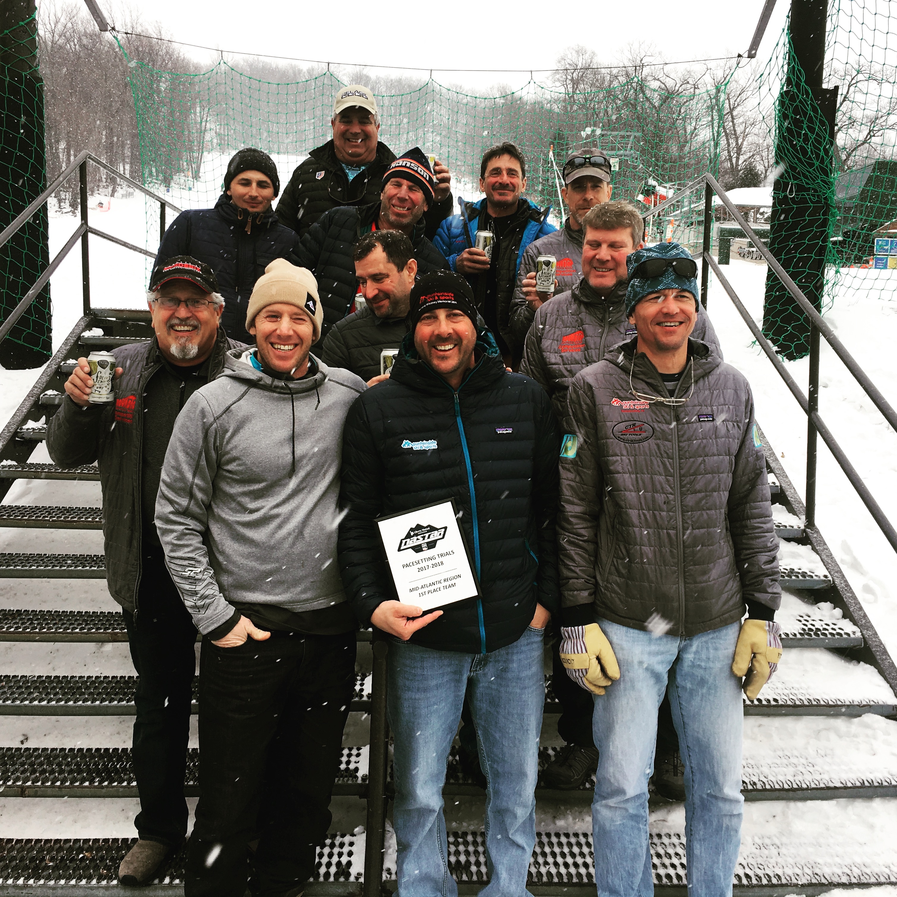 Team Roundtop won the Race of Champions at Roundtop