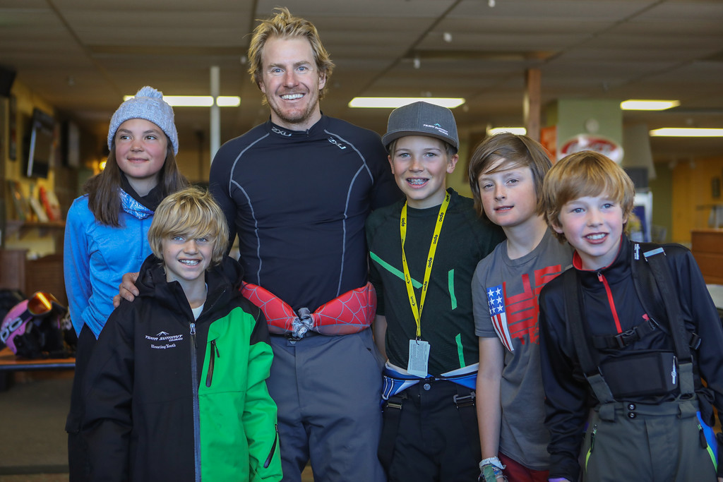 Meet Ted Ligety at Nationals!