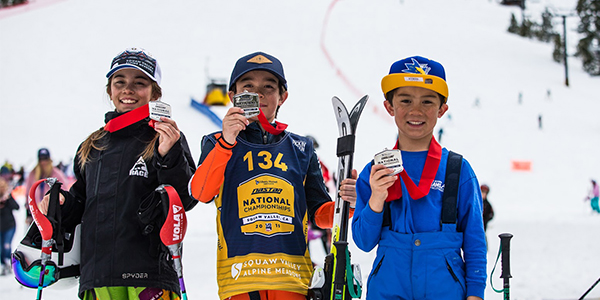 NASTAR National Championships Return to Snowmass in April