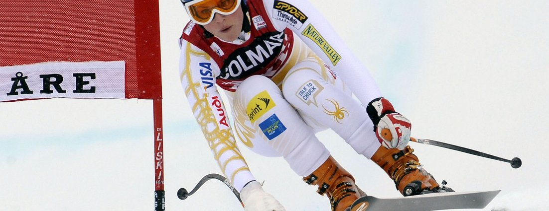 Lindsey Vonn Are, Sweden